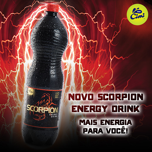 Scorpion Energy Drink